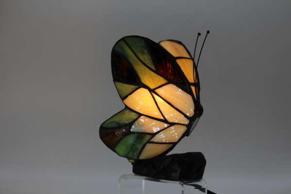 lampe chevet forme papillon