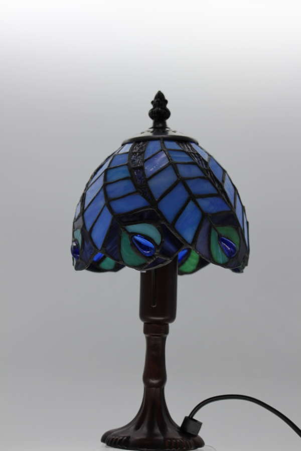 Lampe chevet style tiffany