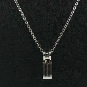 cadeau pour homme joli pendentif en acier fabrication française