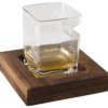 set verre à whisky et cigare