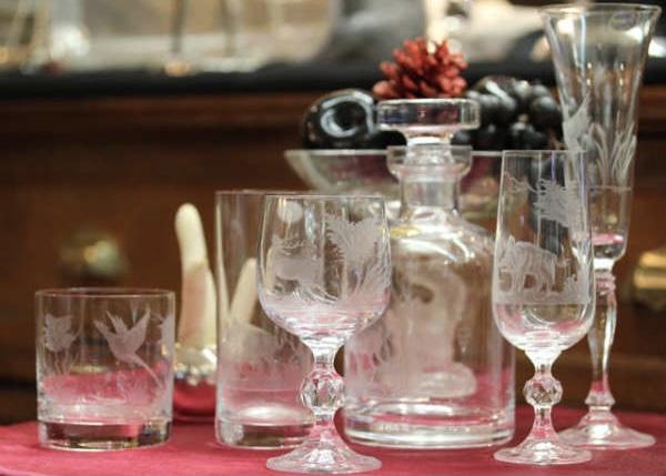 cristal / Crystal / comment reconnaître le cristal / recognize the Crystal / buying crystal / acheter du cristal / glasses of crystal / verres en cristal